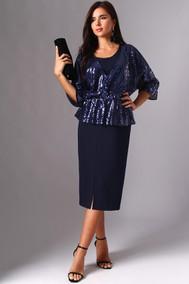 Модель 1110 темно-синий МиА Мода