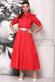 Модель 2675 красный Мода-Юрс
