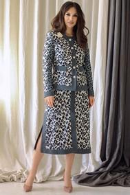Модель 2635 серый_леопард Мода-Юрс