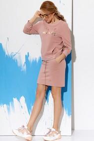 Модель 1602 розовый Магия Моды