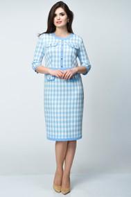 Модель 01-540 голубой Elga