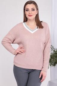 Модель В-384Д розовый Карина Делюкс