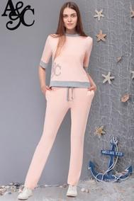 Модель 291 розовые тона Angelina & Company