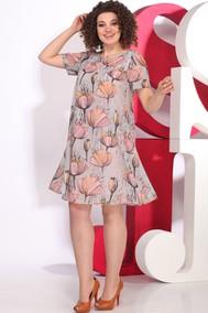 Модель  D45-3 серо-розовый Juliet Style