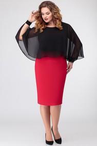 Модель 309 черный+красный Swallow