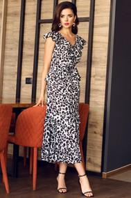 Модель 2559 серый леопард  Мода-Юрс