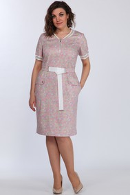 Модель 2057/3 Розовые тона Цветочки Lady Style Classic