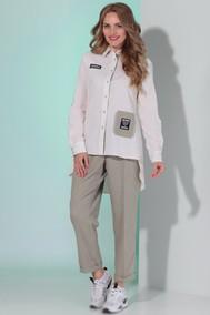 Модель 388 белый хаки Angelina & Company