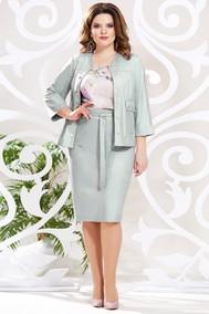 Модель 4783 серо-голубые-тона Mira Fashion