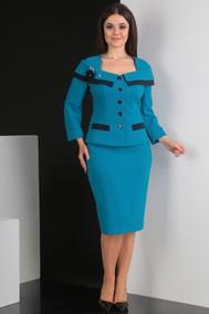 Модель 2396 бирюзовый Мода-Юрс