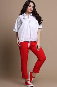551 Белый/Красный Alani