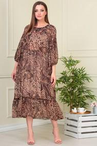 Модель 824 коричневый Anastasia MAK