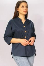 Модель 0121 тёмно-синий LUXTEX