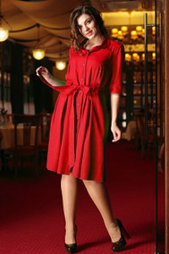 1042 красные тона Arita Style-Denissa