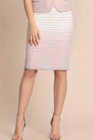 2761 Бело-розовый Bazalini