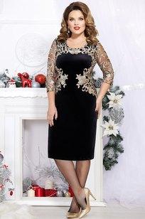 Модель 4361-5 черный Mira Fashion