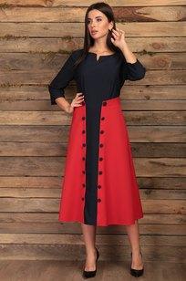 Модель 426 синий + красный Angelina & Company