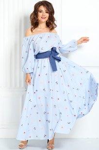 Модель 462 голубой Anastasia
