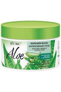 БАЛЬЗАМ-Butter ИНТЕНСИВНЫЙ УХОД для сухих, ломких и тусклых волос
