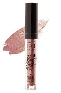 Жидкие тени для век Glitter&Chrome LAB colour 05 Rose Storm