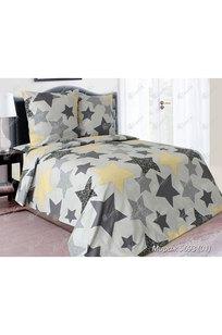 Модель 4125.569301 Мираж серый с желтым Блакiт