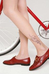 Модель Tattoo Tights Conte Elegant