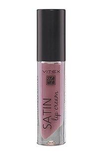 Жидкая полуматовая губная помада SATIN LIP CREAM, тон 716 Berry Pink
