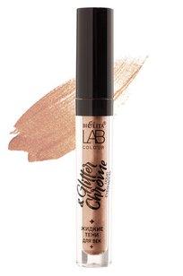 Жидкие тени для век Glitter&Chrome LAB colour 02 Liquid Bronze