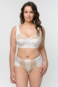Модель 160.9.16 сумрачно-белый Milady lingerie