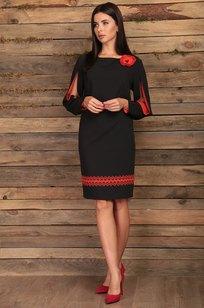 Модель 422 черное с красным Angelina & Company