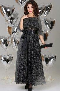 Модель 063а чёрно-белый Anastasia