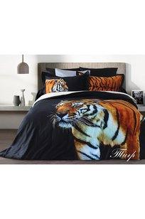 Модель 4476.D26 Тигр тигр на черном Блакiт