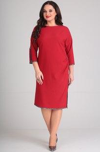 Модель 492 красные тона SVT-fashion