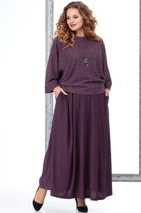 Модель 332 фиолет  пыльная слива Angelina & Company