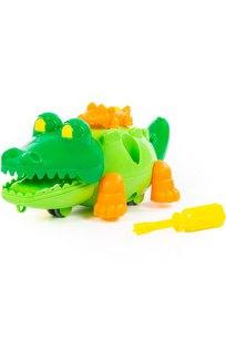 Конструктор Крокодил (17 элементов)