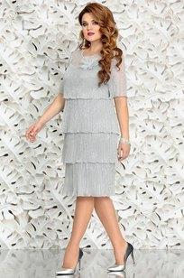 Модель 4389 серебристый Mira Fashion