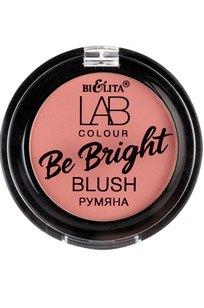 Румяна Be Bright LAB colour 112 peony pink