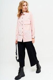 Модель 2543а розовый+черный ЛЮШе