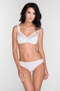 Модель 158.1.5 белый Milady lingerie