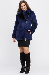Модель Short-coat-1-25 синий ZIMA