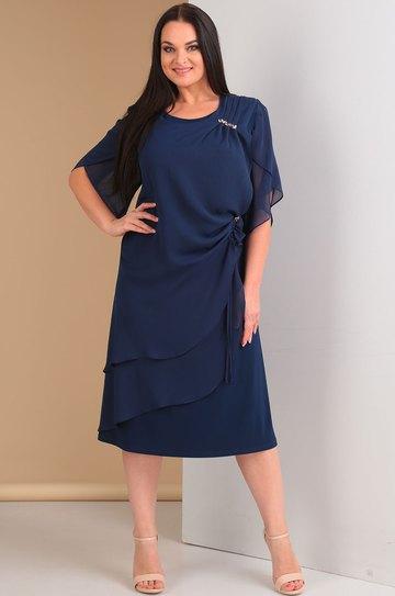 Платье Многослойное Купить